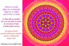 Štěstí | Mandala na každý den Outdoor Blanket, Tapestry, Symbols, Motto, Hanging Tapestry, Tapestries, Needlepoint, Mottos, Glyphs