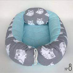 Infant Cot Baby Nest Organic babynest bed for newborn by MomsLoveShop Newborn Sleeper, Co Sleeper, Snuggle Nest, Baby Nest Bed, Baby Corner, Baby Cocoon, Baby Sleep, Baby Baby, Baby Pillows