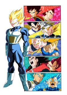 Dragon Ball Z, Dragon Ball Image, Dbz Characters, Cool Dragons, Manga Anime, Character Design, Nerd, Cartoon, Graphics