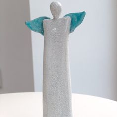 Christmas Ceramic Angel. £20.00