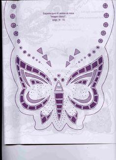 BORDADO FACILES RICHILIEU Nº 24 ED CINCO – Rosana Araya – Picasa tīmekļa albumi