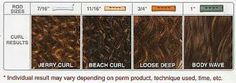 permed hair styles 34 new curly perms for hair hair styles that rock 4115