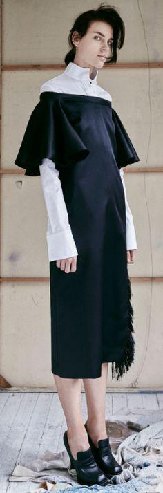 Ellery Pre Fall Shirt and dress combo #pixiemarket