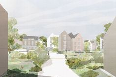Chigwell, RCKa #landscapearchitectureportfolio