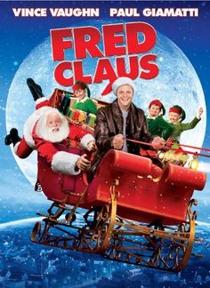 Amazon.com: Fred Claus: Vince Vaughn, Paul Giamatti, John Michael Higgins, Miranda Richardson: Movies & TV