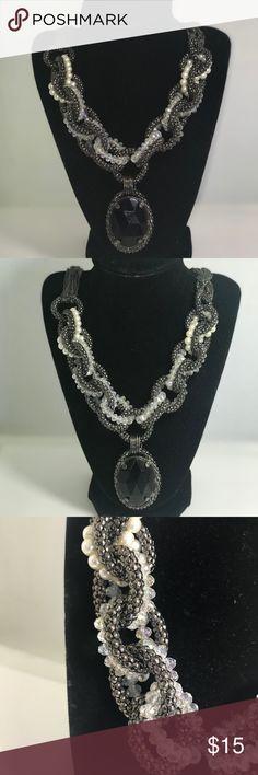 "Fashion statement necklace J-273 Fashion statement necklace 20"" long Jewelry Necklaces"