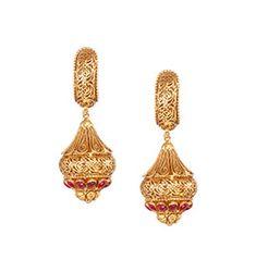 Designer Gold Divyam, Temple Jewellery Online   Tanishq