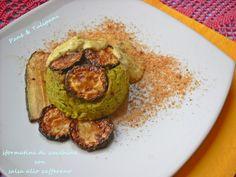 http://blog.cookaround.com/vincenzina52/sformatini-zucchine-salsa-zafferano/ SFORMATINI DI ZUCCHINE CON SALSA ALLO ZAFFERANO