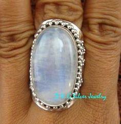 Very-Chunky-Rainbow-Moonstone-in-Bali-925-Silver-Ring-RI-355-DG
