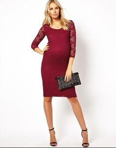 67a286801bee2 Best Maternity Bodycon Midi and Maxi Dresses Topshop ASOS ASOS maternity  dresses, Maternity bodycon dresses