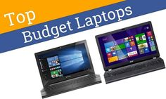 Here is the list of best budget laptops, you can check the specifications and can buy the best one as well.