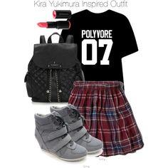 Teen Wolf - Kira Yukimura Inspired Outfit - Polyvore