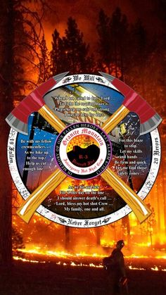 Granite Mountain Hotshots Prayer Sticker