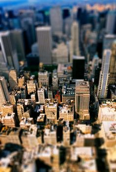 40+ Amazing Examples Of Tilt Shift Photography