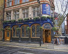 The Pub | by AB 7 - The Bloomsbury Tavern on Shaftesbury Avenue in London's West End Theater district.