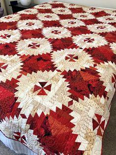 Ready to Ship! Crochet Round Rainbow Swirl Throw Blanket 57.5
