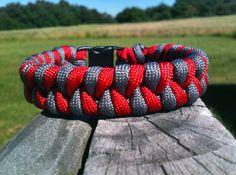 Fishtail Weave Paracord Bracelet  You choose by DanTheParacordMan, $10.00