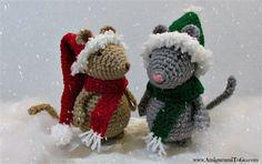 Mesmerizing Crochet an Amigurumi Rabbit Ideas. Lovely Crochet an Amigurumi Rabbit Ideas. Crochet Mouse, Crochet Amigurumi, Crochet Gifts, Cute Crochet, Crochet Dolls, Amigurumi Patterns, Crochet Cape, Crotchet, Crochet Christmas Ornaments
