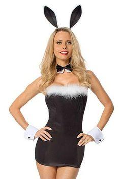 fa6105a60fe Born to Serve Bunny Costume. Unique CostumesSexy Halloween ...
