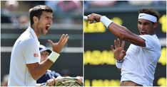 Pontul zilei din tenis Wimbledon  Nadal vs Djokovic 13.07.2018