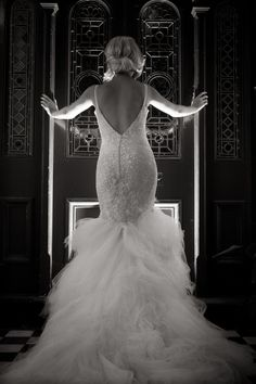 1920's wedding theme… the dress...