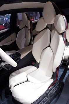 Now that's an interesting seat design - Lamborghini Urus Car Interior Design, Automotive Design, Lamborghini Urus Interior, Lamborghini Concept, Transportation Design, Exotic Cars, Car Accessories, Concept Cars, Custom Cars