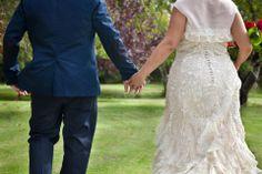 Culetes recién casados