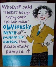 Breastfeeding humor!!! lol