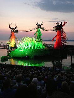 Zauberflöte @ Bregenzer Festspiele, Bregenz, Vorarlberg, Austria