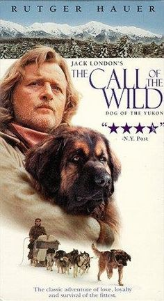 You searched for The Call of the Wild: Dog of the Yukon - Watch Movie and TV Series HD Online Rutger Hauer, Wild Book, Call Of The Wild, Indie Brands, Movies Online, Movie Tv, Tv Series, Adventure, Movies
