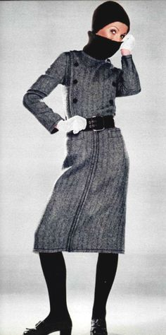 1969 Dress by Christian Dior