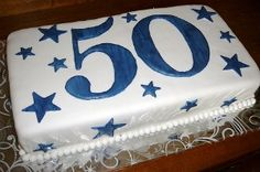 Afbeeldingsresultaten voor birthday cakes for men 50th Birthday Cake Designs, 50th Birthday Cakes For Men, 50th Cake, Birthday Cake Decorating, 50th Birthday Party, Birthday Celebration, Cake Birthday, Birthday Tattoo, Men Birthday