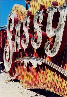 Las Vegas Grave Yard Sassy