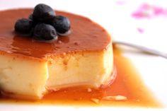 cream cheese flan low calorie 2