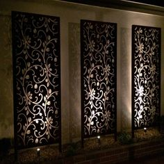 Let us shape your space. Laser Cut Screens, Laser Cut Panels, Laser Cut Metal, Box Design, Wall Design, Landscape Design, Garden Design, Roman Clock, Privacy Fence Designs