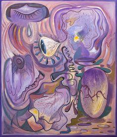 Jakub Julian Ziolkowski Violetta, 2012 Oil on canvas