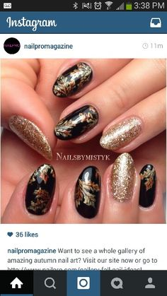 127 Best Earthy Nail Designs Images On Pinterest In 2018 Autumn
