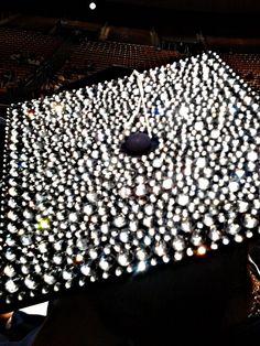 rhinestoned graduation cap!