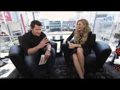 """Jennifer Morrison   04.15.2014   """"About Hook & Once upon a time"""" p.1 - YouTube"""