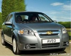 Chevrolet Aveo 1 6 Sedan Special Coches