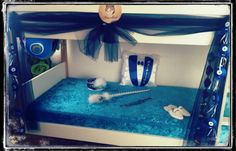 Kenans sünnet bed decoration