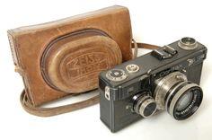 Contax | Vintage Camera Obscura | Magazine