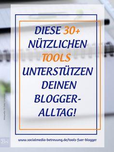 In dieser Sammlung finden Blogger viele nützliche Tools, auf die man einfach nicht mehr verzichten kann!