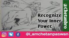 """Today Chetanbro Quotes is, """" Recognize your inner power. """" Many powers are discriminated in man. Any special occasion or event which touches her heart rouses her latent powers. The change in the life of Shakespeare itself proves this. Inside a less educated Shakespeare a great poet and a dramatist were hidden. #motivation #mindset #inspiration #warrior #hustlers #motivationalquotes #inspirationalquotes #chetanbro_quotes #lifequotes #happiness #quotes #entrepreneur #entrepreneurship Bro Quotes, Life Quotes, Touching Herself, Great Life, Happiness Quotes, Self Confidence, Simple Living, Shakespeare, Motivation Inspiration"""