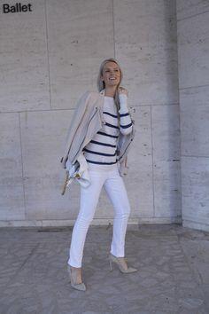 Kate Davidson Hudson | Street Style Mercedes-Benz Fashion Week Nueva York primavera verano 2013
