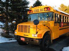 Bluebird international 3800 bus in Vermont
