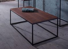 Gillmore Space Contemporary Kensal Square Coffee Table in Various Finishes