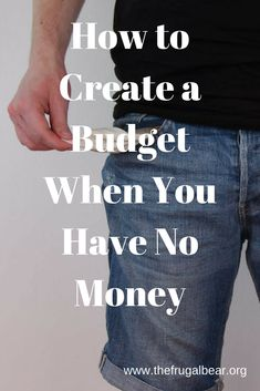 Where did all my money go? Let's face it, you work hard, your spouse works hard, but you seem to just keep your head above water. Some months you may even feel like your sinking. Boy do I have a plan for you! Yes YOU! Repeat after me: BUDGET Now say it again, like you …