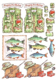 3d sheets photo: fishing fishing2.jpg  peixos pescar