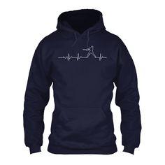 Baseball Heartbeat - MLB Baseball T-shirt and Hoodie T-Shirts, Hoodies, Sweaters